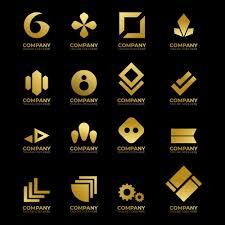 free set of company logo design ideas