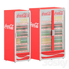 Frigoglass, the largest glass bottle producer in west africa, has operations in 19 countries in the ice cold merchandisers market. 3d Models Shop Frigoglass Coolers Coca Cola