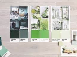 interior trends 2019 color trends in interiors pastel greens green decor trend