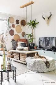 Binnenkijken In Een Bohemian Interieur Met Persoonlijke Diys