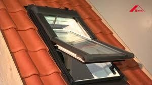 Elektrisches Schwingfenster Roto Wdt R6 Typ Ermitteln Youtube