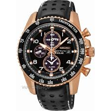 men s seiko sportura alarm chronograph solar powered watch mens seiko sportura alarm chronograph solar powered watch ssc274p9