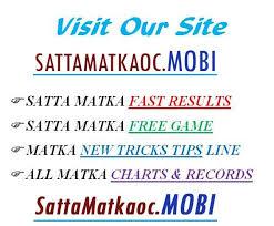 Oc Number Mumbai Chart Sattamatkaoc Mobi Satta Matka Matka Result Kalyan Matka