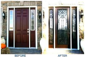 various entry door sidelight glass replacement exterior doors with sidelights front doors with sidelights front door