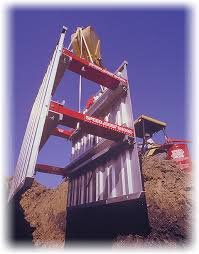 Image result for Hydraulic Shoring