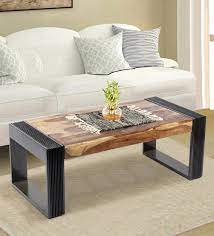 rubi coffee tables in natural wood