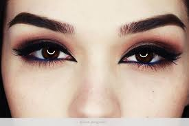 very arabic eye makeup looks for the summer night parties