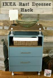furniture hacks. build this easy furniture vanity in a day hacks