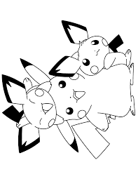 Pokemon Color Pages Work One Time He Made Her Own Free Printable