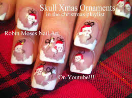 Easy Christmas Nail Designs Step By Step | cheminee.website