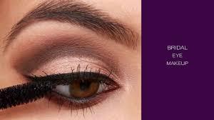 bridal eye makeup tutorial easy eye makeup
