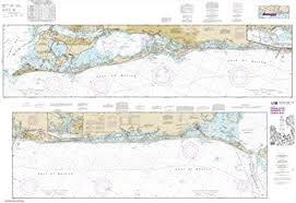 Estero Bay Depth Chart Amazon Com Paradise Cay Publications Noaa Chart 11425