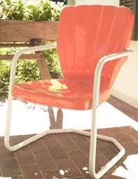 coral furniture. 1956 Thunderbird Lawn Chair Coral Furniture T