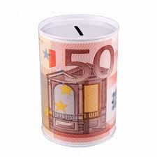 <b>Копилка для денег</b> Евро