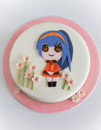 Image result for anime cake
