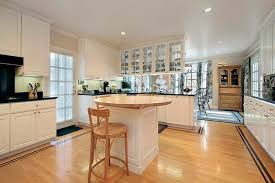 53 Charming Kitchens With Light Wood Floors Impressive Flooring In Kitchen  ...