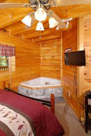 pigeon forge one bedroom plus loft affordable deluxe cabin al