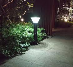 china solar led patio lighting system