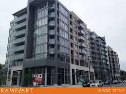 exterior glass railing ottawa. aluminium and glass railings at q west in ottawa. // garde-corps en exterior railing ottawa l