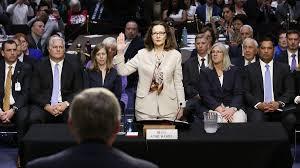 Resultado de imagen para Gina Haspel se convierte en la primera mujer en dirigir la CIA