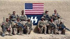 Marines Scout Sniper Requirements Us Marine Sniper Unit Photographed With Nazi Ss Flag Bbc