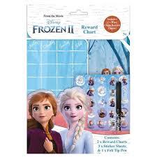 Disney Frozen 2 Reward Chart
