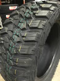 Details About 4 New 275 70r18 Kanati Mud Hog M T Mud Tires Mt 275 70 18 R18 2757018 10 Ply