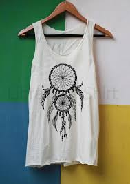 Dream Catcher Shirt Diy Dreamcatcher Shirt Dream Catcher Shirt Tank Top TShirt Top size 7