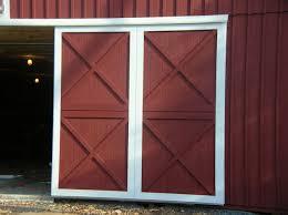Post Frame Building Door Options - Conestoga Buildings