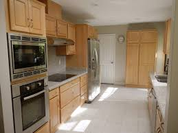 remodeled galley kitchens photos. our kitchen had been remodeled a couple years before we moved into silicon valley home 24 ago. the demise of microwave in attached oven galley kitchens photos