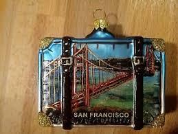 Details Zu Dekoschmuckgeschenkideeweihnachtenchristbaumschmuckkoffer Usa San Francisco