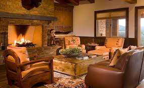 Stunning Ranch Living Rooms10