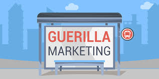 Below each method is a description of how it works, along with its pros. 8 Guerilla Marketing Ideas And Examples To Hack Your Growth