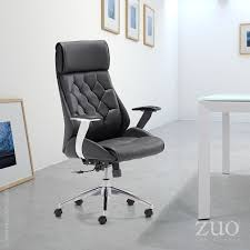 unico office chair. Boutique Office Chair Black | Zuo Mod Unico R