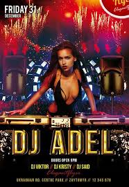 Create Free Party Flyers Online 80 Creative Free Dj Flyers Psd Templates Utemplates