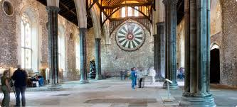 according to legend the round table inscribed with their names is the the one around which king arthur and his knights of the round table met