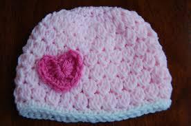 Baby Beanie Crochet Pattern 3 6 Months Simple Design