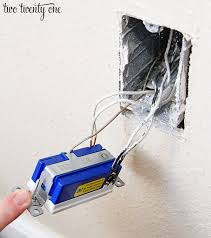 how to install a usb wall outlet receptacle outlet usb wall outlet