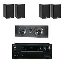 onkyo bookshelf stereo system. polk audio t bookshelf system (t30 + t15) onkyo tx-nr555 ( stereo b