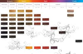 Framesi Framcolor Color Chart Framesi Framcolor Eclectic Shade Chart