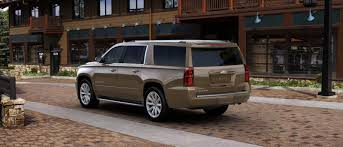 2017 Chevy Suburban Changes Coming to Palmetto, Memphis