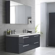 Mirrored Bathroom Cabinets Uk White Gloss Bathroom Cabinets Uk