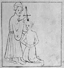 trepanation tools. the surgeon will have special tools trepanation
