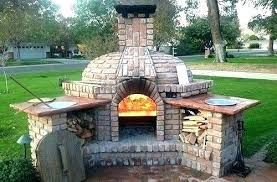 fireplace pizza outdoor fireplace and pizza oven combination plans lovely combo as well outdoor fireplace pizza