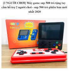 Tặng tay cầm game]Máy chơi game cầm tay mini sup 500 in 1 bản nâng cấp của  sup 400 trò ,ps2,ps3,ps4,nintendo switch,minecraft,free fire, pubg, liên  quân giá rẻ
