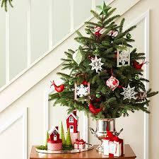 Small Real Christmas Tree  Christmas Lights DecorationChristmas Trees Small