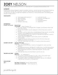 Example Of Profile For Resume Example Personal Statements For In
