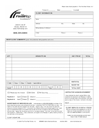 Corporate Training Invoice Personal Trainer Payment Receipt