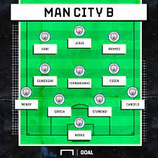 Could Manchester City B win the Premier League? How the second XIs of the  Big Six compare