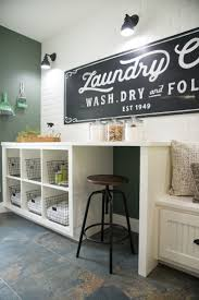 laundry room office design blue wall. season 4 fixer upper episode 5 chip u0026 joanna gaines the graham house laundry room office design blue wall d